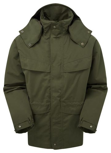 Lomond Jacket in Grün