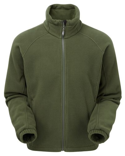 Skye Pro Fleece in Grün